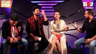Manmarziya |  Abhishek Bachchan, Vicky Kaushal, Taapsee Pannu | B4U Star Stop