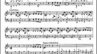 Jörg Demus plays Schumann Album für die Jugend Op.68 - 23. Reiterstück