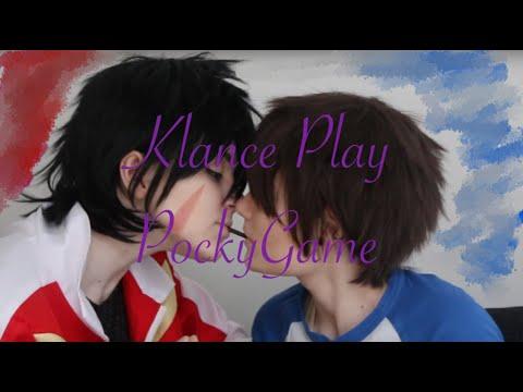 Klance Play PockyGame (Adventures of Klance Ep. 1)