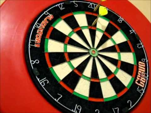 "Dorian's Darts Nutz ""Claim your Highest Double Start Score"""
