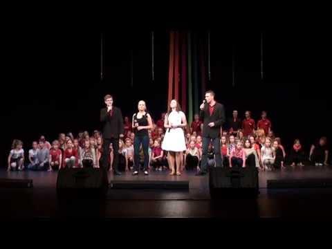 Paide Ühisgümnaasiumi muusikal 2013 1.osa