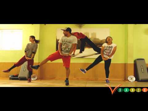 "V Dance ""Love is a waste of time Choreography"""