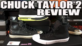 Converse Chuck Taylor Allstar 2 Review & On Feet