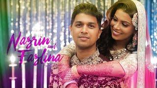 INDIAN MUSLIM WEDDING : Nazrin + Fazlina // WEDDING By NEXT ART