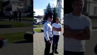 Владимир Путин в Тамбове