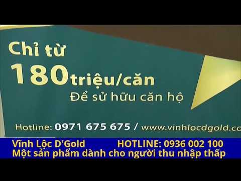 Căn hộ giá rẻ Vĩnh Lộc D'Gold một sản phẩm cho người thu nhập thấp