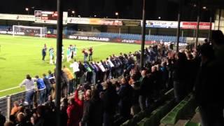 Ontlading na overwinning FC Dordrecht op jong FC Twente