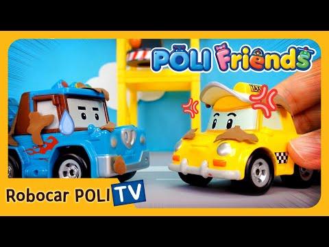 Cap is Perfect! | POLI Friends | Robocar POLI