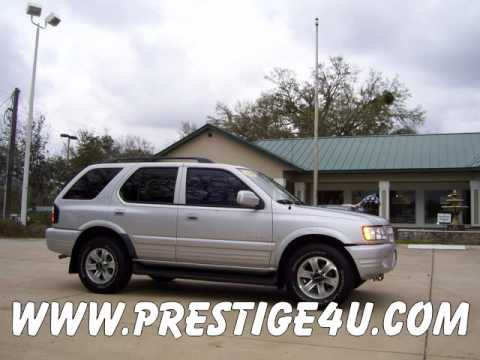 For Sale: 2000 Isuzu Rodeo LSE In Ocala Florida #694 1234