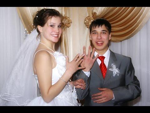 Церемония бракосочетания в Загсе, регистрация семейного союза Илларионовых. Видео с нашей Свадьбы
