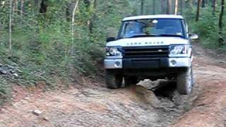 Land Rover Discovery 2 Hill climb 2