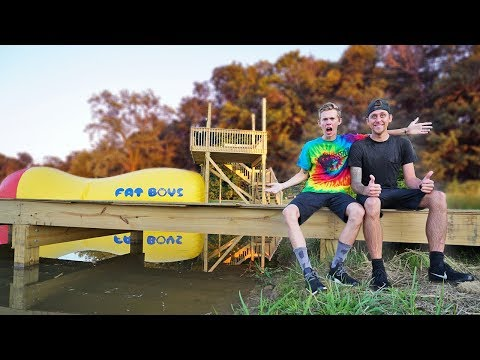 Thumbnail: ROMAN ATWOOD'S HOUSE IS CRAZY!