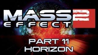 mass effect 2 part 11 horizon