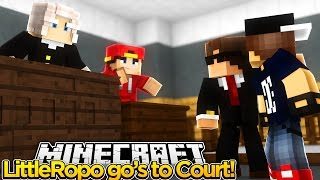 Minecraft Adventure - JACK ACCUSES ROPO OF ATTEMPTED MURDER!!