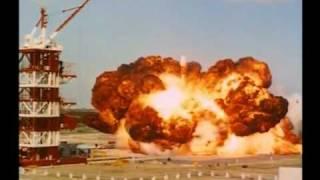 Vanguard TV-3 Explosion