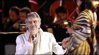 """Andrea Bocelli & Laura Pausini - """"VIVERE"""""""