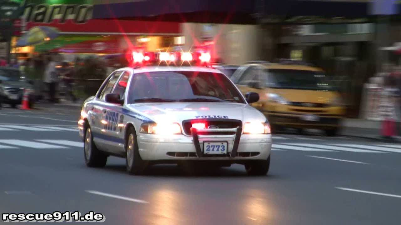 Car Youtube: Police Car NYPD