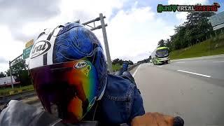 Ride To Manong Perak #universal Racing