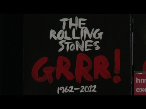 Rolling Stones release greatest hits album