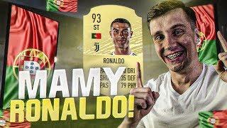 KUPIŁEM RONALDO! FIFA 20 Ultimate Team