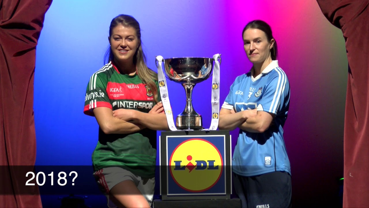 Prediction Time - Dublin or Mayo?