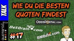 Finde jetzt die BESTEN Wettquoten (Sportwetten Quoten) ► Oddsportal, Betbrain ► Sportwetten Talk #17