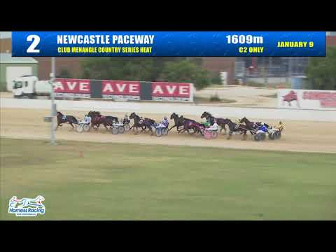 NEWCASTLE - 09/01/2018 - Race 2 - CLUB MENANGLE COUNTRY SERIES HEAT