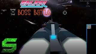Roblox:Galaxy:Kodiak Boss Battle!