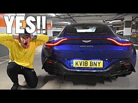 New Aston Martin Vantage Exhaust Expert Review Youtube