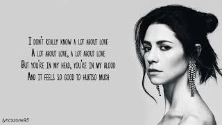 Marina - About Love // Lyrics (From To All The Boys: P.S. I Still Love You)