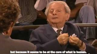 Interview with Levinas (English Subtitles) Thumbnail