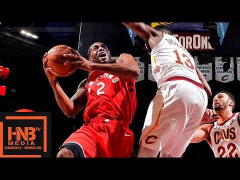 Toronto Raptors vs Cleveland Cavaliers Full Game Highlights | 12.01.2018, NBA Season