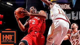 Toronto Raptors vs Cleveland Cavaliers Full Game Highlights | 12.01.2018, NBA Season