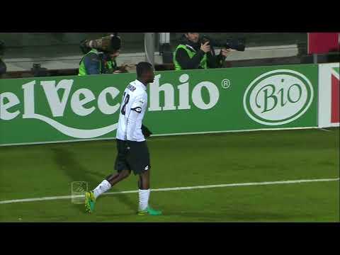 Serie B ConTe.it: Cesena-Bari 1-1 (22a giornata - 2017/18)