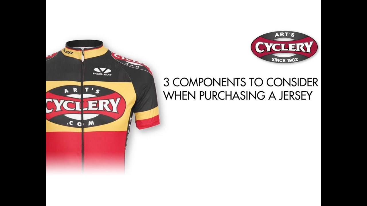 How To  Select a Bike Jersey - YouTube bd341a150