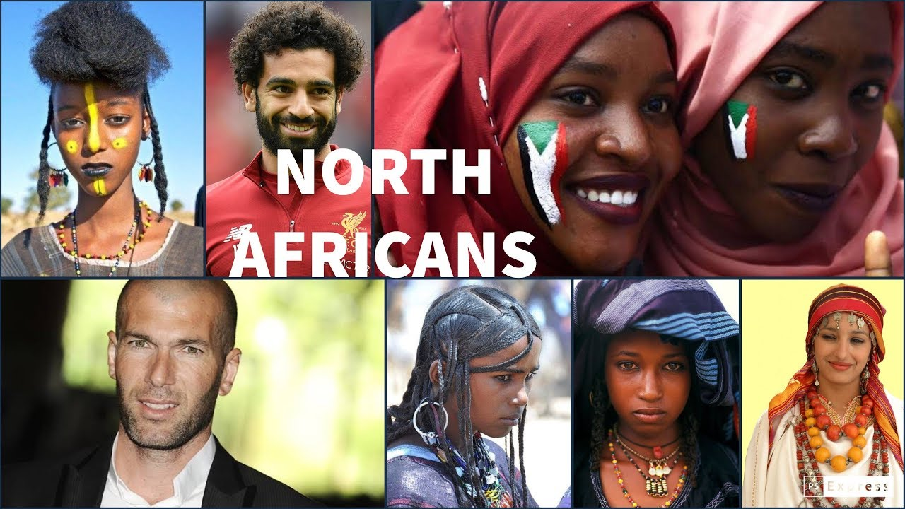 Are North Africans Arabs, White, Black OR AFRICAN? #Africans #Berbers  #Arabs #IKYG - YouTube