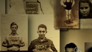 CBS Evening News - Holocaust Museum tells orphans' stories