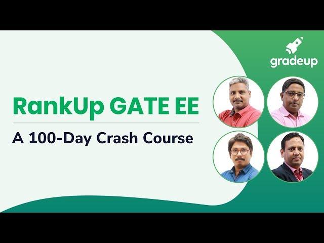 RankUp GATE EE 2020 Launch Video
