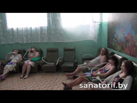 Санаторий Серебряные ключи - гипокситерапия, Санатории Беларуси