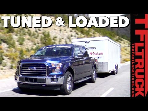Can a Tuned Ford F150 Tow Better Than a Stock Truck? Ike Gauntlet Review