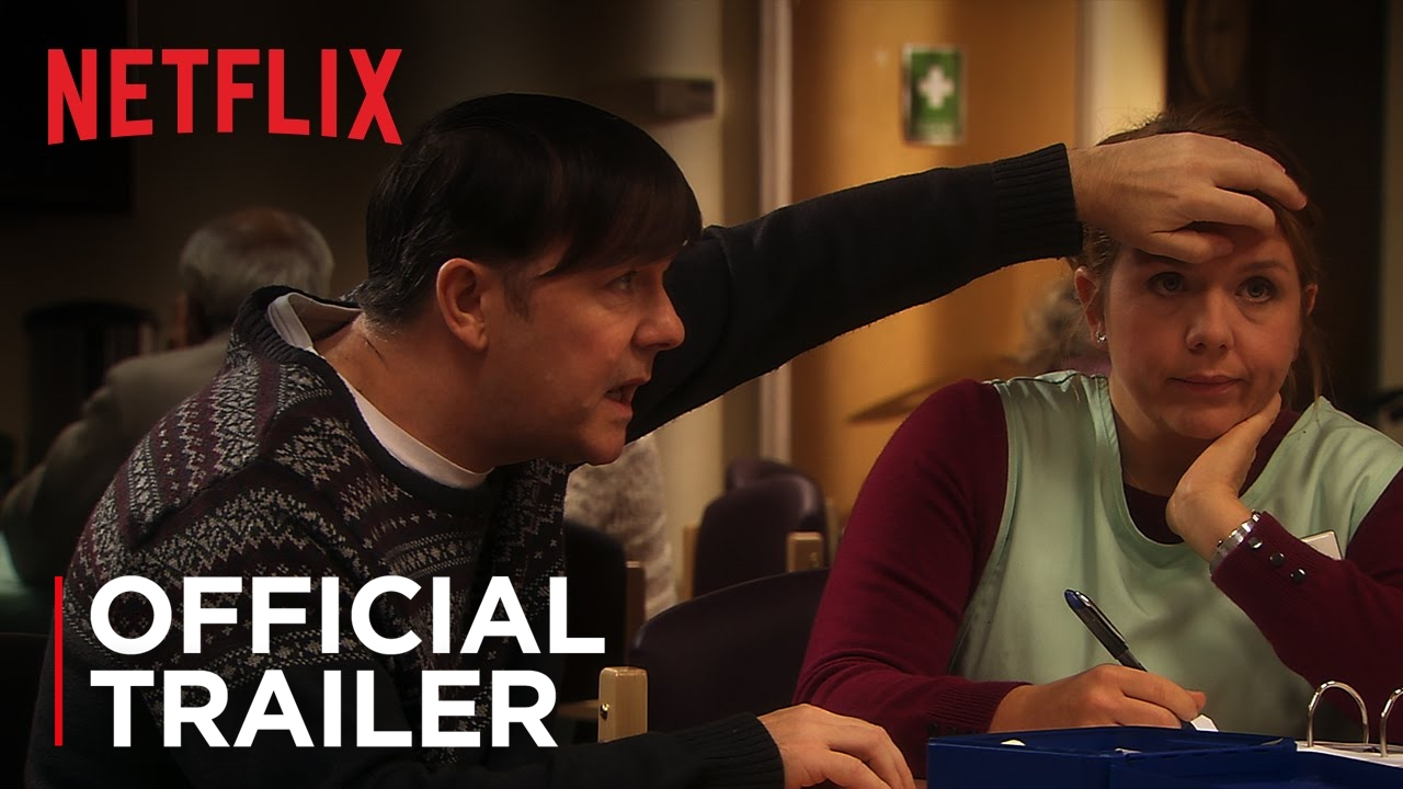 Download Derek - Season 2   Official Trailer [HD]   Netflix