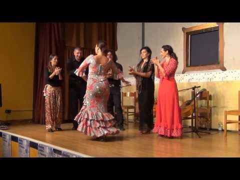 29.9.2013 Reading poetico & Flamenco a Pieve Emanuele (MI) - I balli
