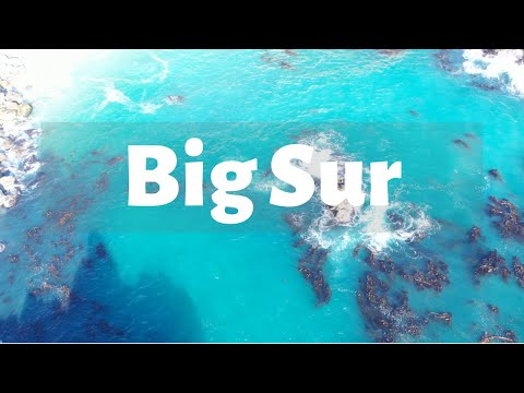 BIG SUR in 5 minutes