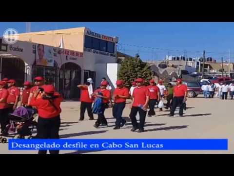 Se celebra el día internacional del trabajador en La Paz y Los Cabos