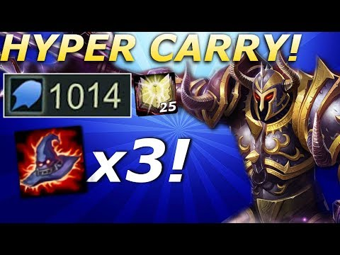 MORDE WILL 100% GET NERFED AFTER THIS VIDEO! - 1000+ AP!