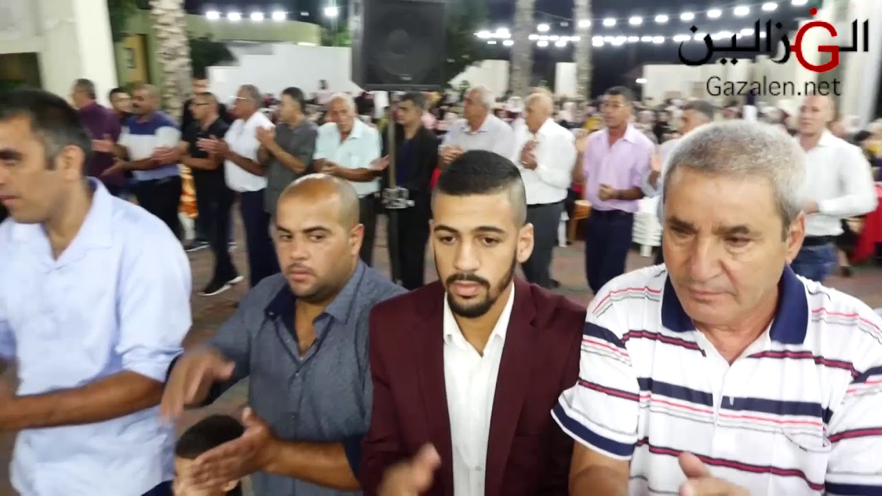 عصام عمر أشرف ابو الليل صهيب عمر حفلة كرم بويرات