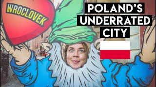 WE SPENT 24HRS IN WROCŁAW || Poland