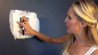 How to patch and spackle a hole in your wall the right way- Fix It Chick NY
