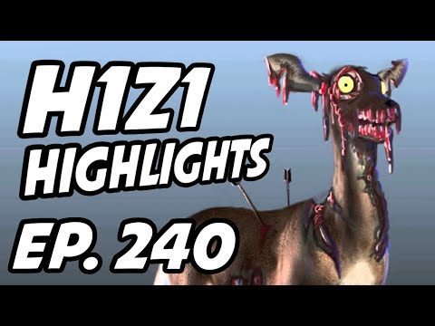 H1Z1 Daily Highlights | Ep. 240 |...