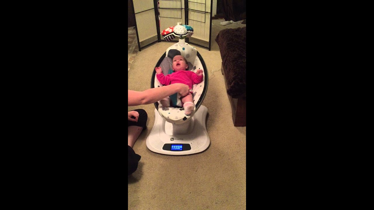 4 Moms Mamaroo review and how to